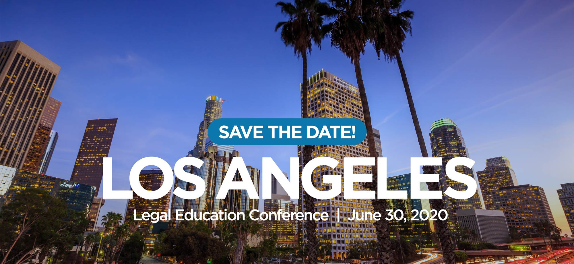 2020 Gordon & Rees Legal Education Conference - Los Angeles