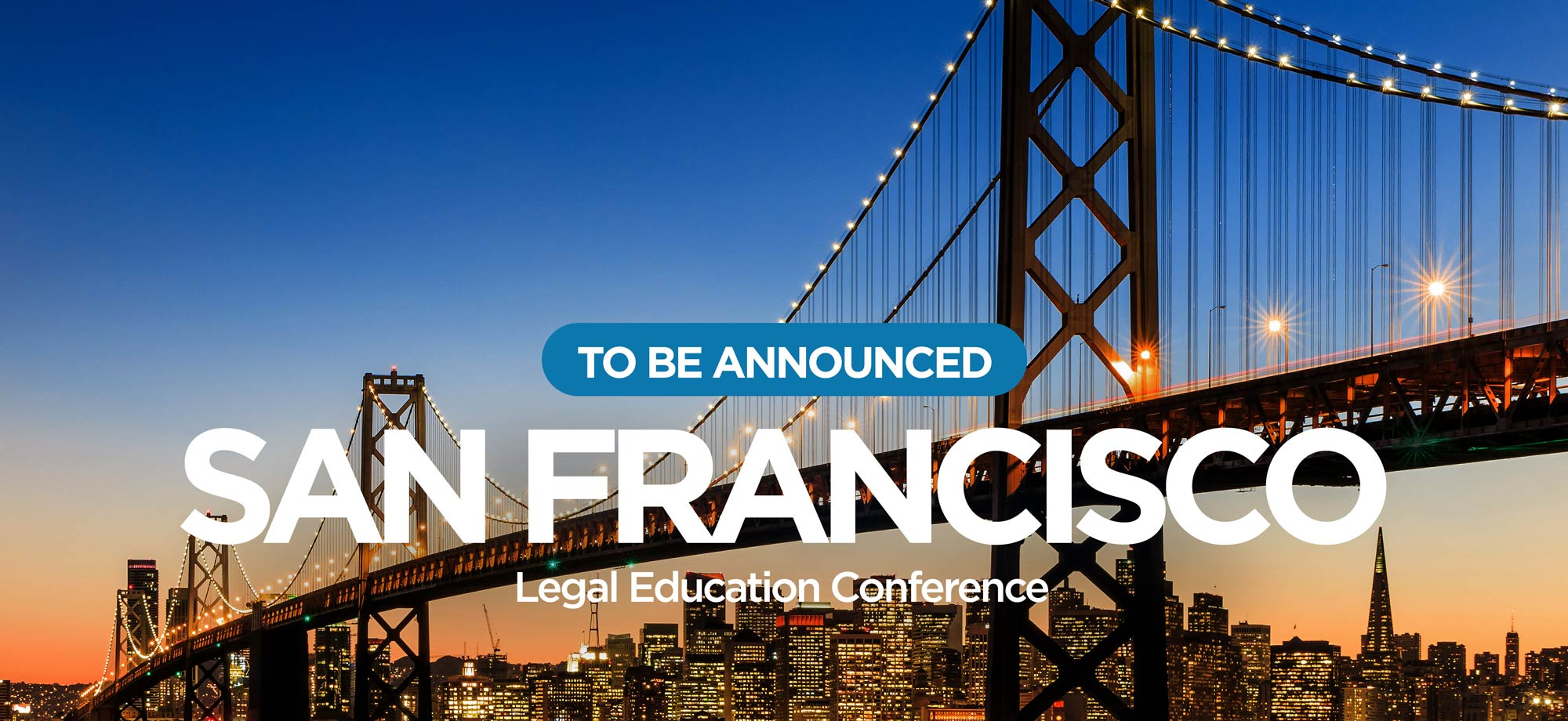 2020 Gordon & Rees Legal Education Conference - San Francisco
